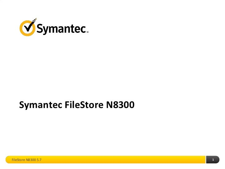 FileStore 5.7