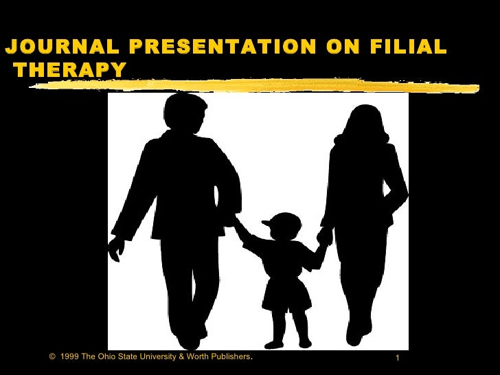 JOURNAL PRESENTATION ON FILIAL  THERAPY