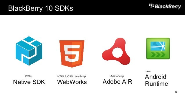 Developing for BlackBerry 10 – Tools and SDKs by Luca Filigheddu