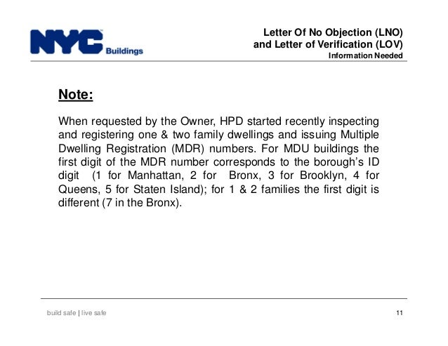 New York City Department of Buildings Filing rep course105