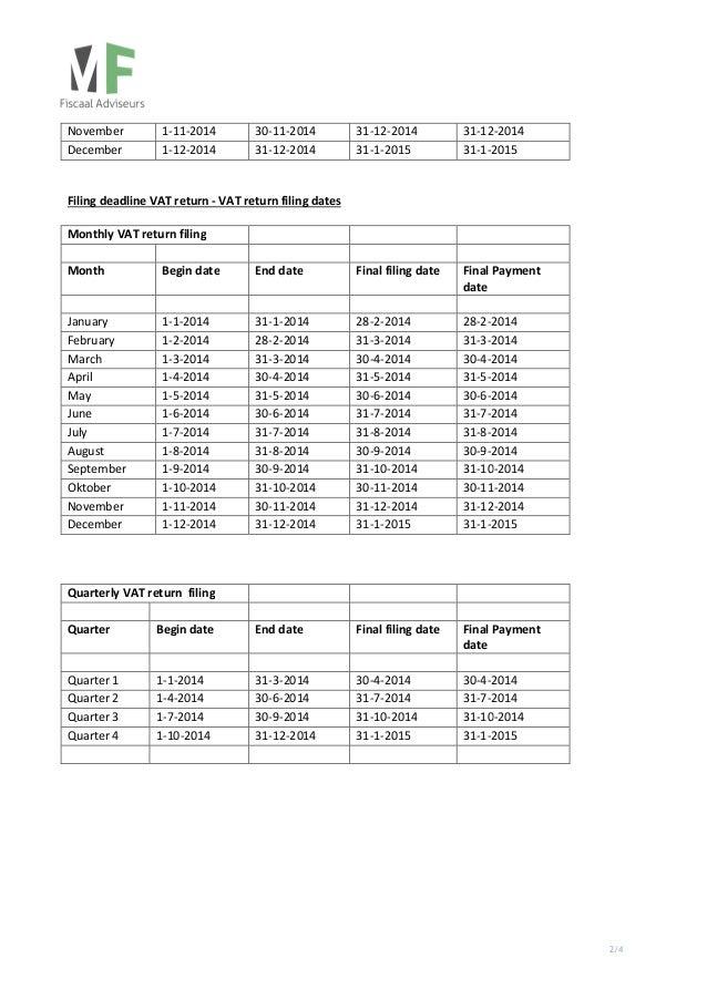 Tax return dates in Brisbane