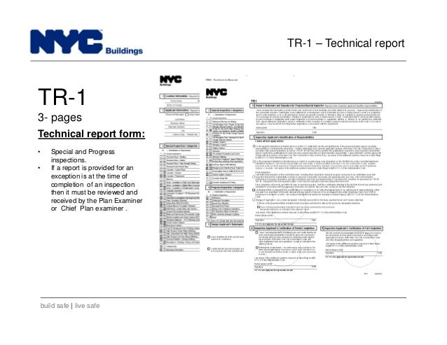 New York City Department of Buildings Filing rep course_101