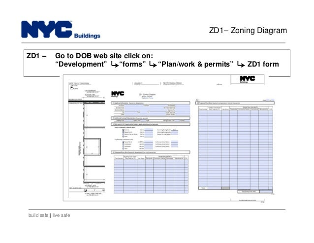 New york city department of buildings filing rep course101 zoning diagram zd1 process 44 build ccuart Gallery