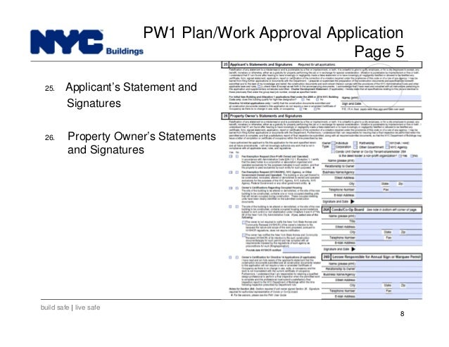 New York City Department of Buildings Filing rep course103 – Site Safety Plan Nyc Dob
