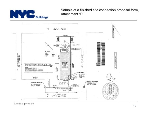 Dob New York City Lot Site