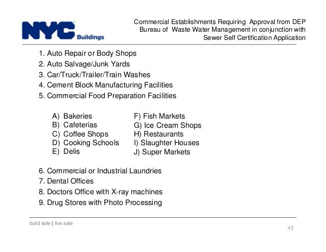 New York City Department of Buildings Filing rep course_104