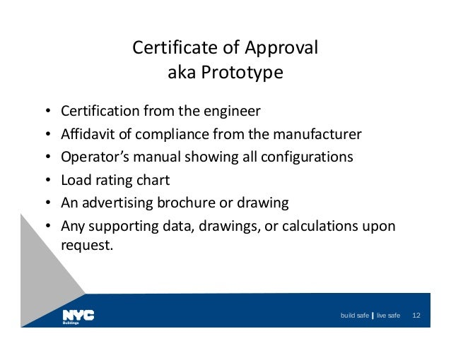 New York City Department of Buildings Filing rep course_204