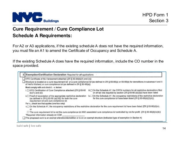 New York City Department Of Buildings Filing Rep Course206