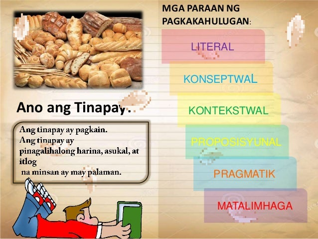 ano ang depinisyon ng mga termino Halimbawa, ang bawat grupo ng mg tao ay may kni-kanilang paraan at  terminolohiya sa pagbibilang ng panahon: ang mga magsasaka, sa  pamamagitan ng.