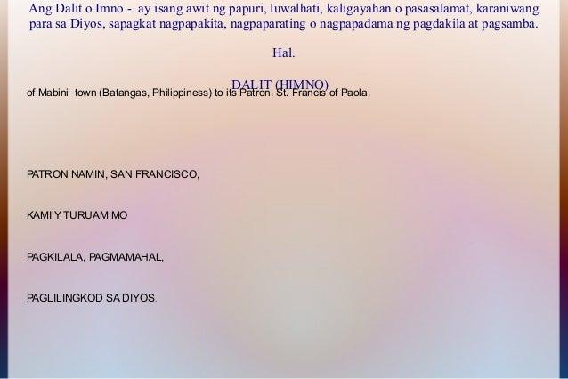 Awit Pasasalamat - Pambatang Papuri - YouTube