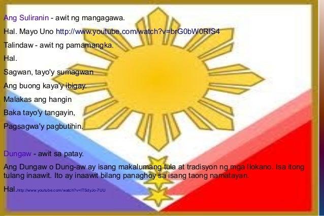 tula para sa araw ng mga patay Kulang ang isang araw para magsulat ng magandang tula kumislap ang liwanag ng umagang araw, sa mga kagandahan sa kapaligiran ako'y nagising at napasulat.