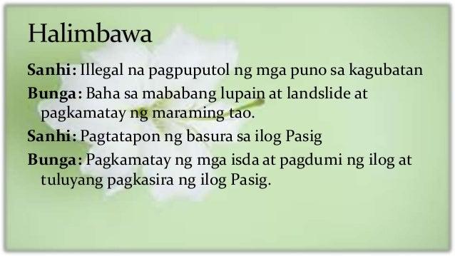 sa hulwarang paghahambing at pagkokontrast ay gumagamit ng ___________