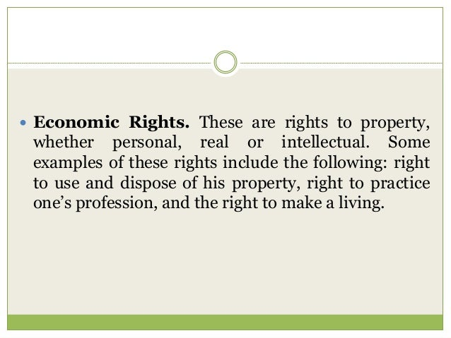 A description of civil rights as freedoms and rights that guaranteed to a member of a community