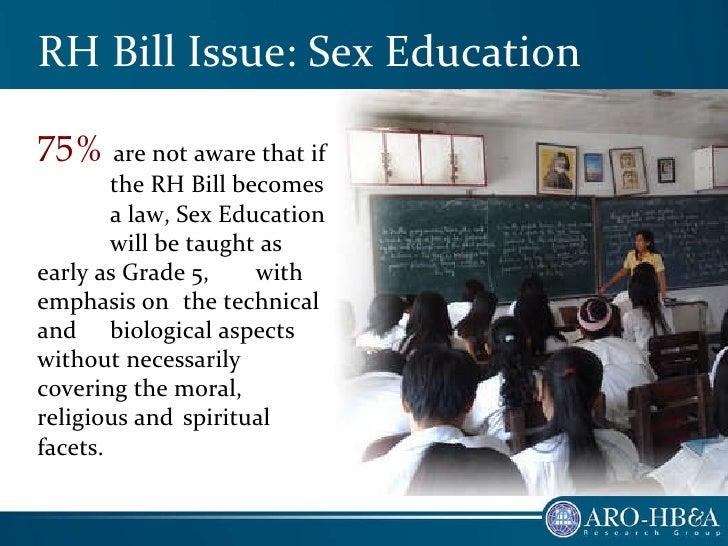 Filipino sex education