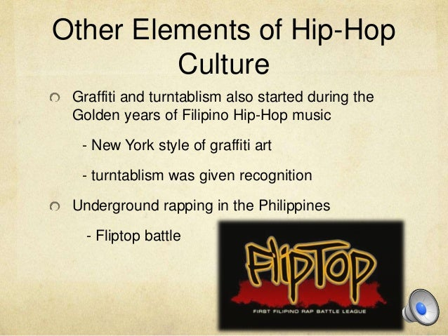 12 Other Elements Of Hip Hop