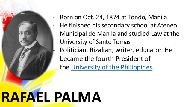 """filipino philosophers Filipino philosophers in education jose rizal """"the school is the book in which is written the future of the nations shows us the schools of a people and we will."""