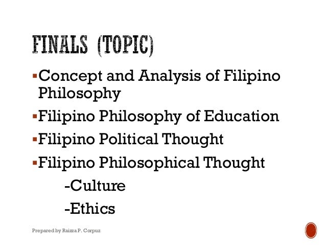 filipino philosophers The latest tweets from shitphilosopherssay (@shitphilosophrs) of course, in some (admittedly thin) sense of 'endorsement', all retweets are ipso facto endorsements.