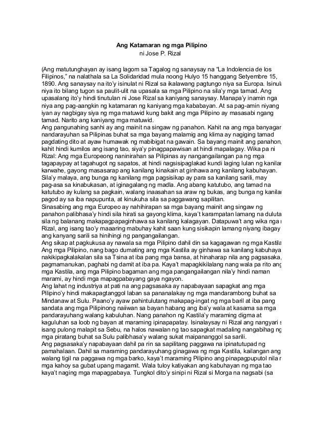 ang katamaran ng mga pilipino Read 4rth part from the story group 5 katamaran ng mga pilipino by maiimaii_13 (maii maii) with 8,026 reads shenweleekee indolence of the filipinos.