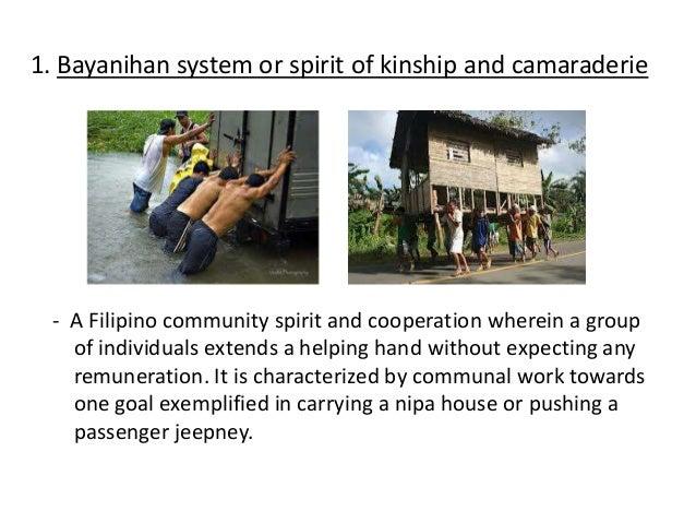 filipino bayanihan essay