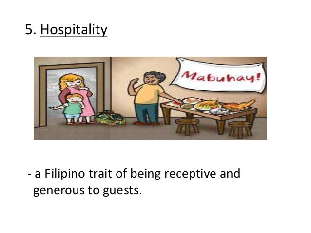 unique values of filipino These good habits and positive traits make the filipinos great people and the  philippines a great country let's do our best to value, treasure.