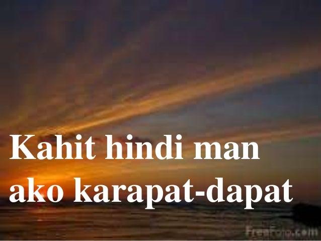 Filipino Worship Songs Slide 3