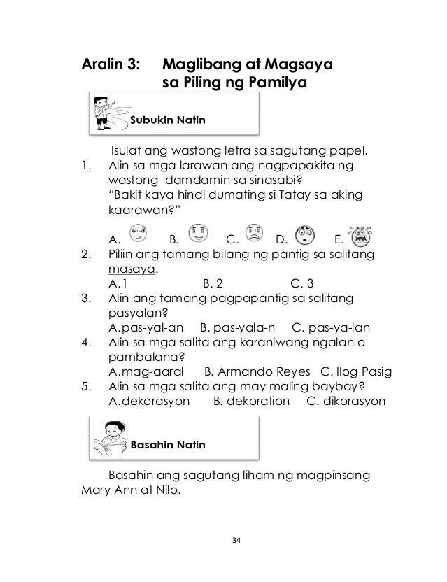 grade 2 filipino books