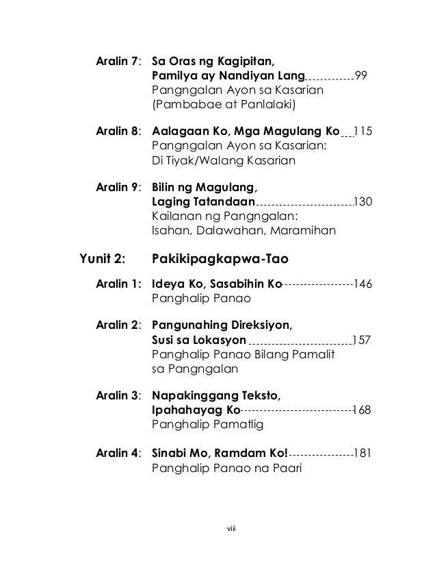 K To 12 Filipino Grade 2 Lm
