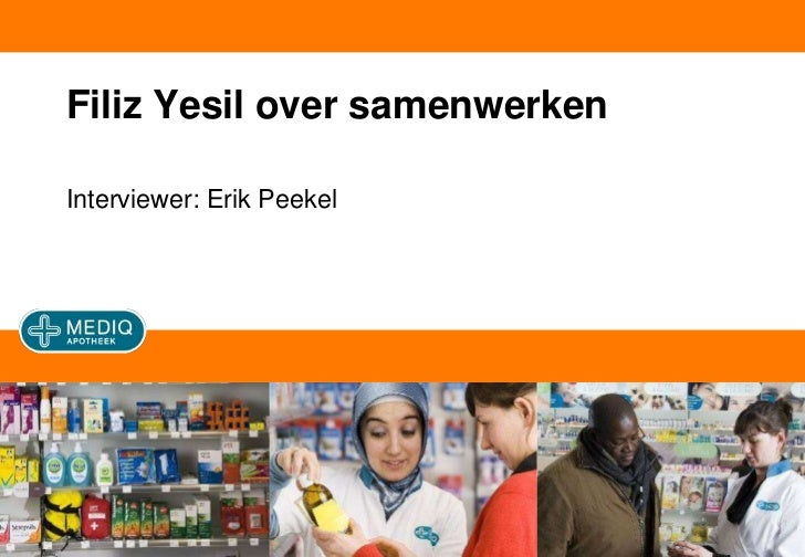 Filiz Yesil over samenwerken<br />Interviewer: Erik Peekel<br />