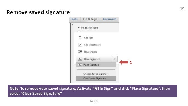 Fill and sign pdf documents with adobe acrobat xi for Sign documents adobe pdf