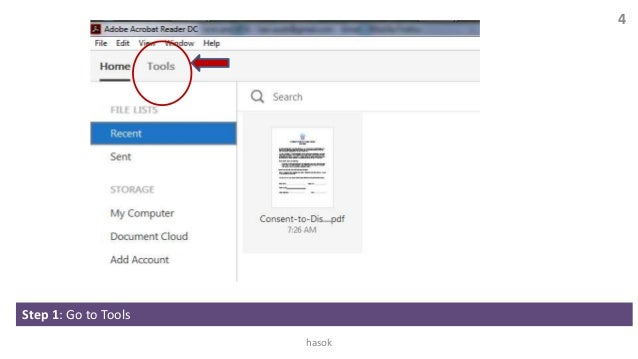 Fill and sign pdf documents with adobe acrobat dc for Sign documents adobe pdf