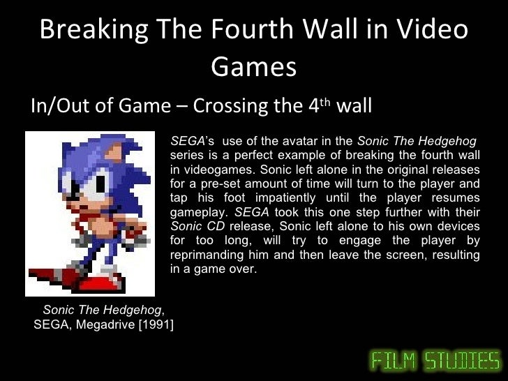 The 7 Best Fourth Wall Breaking Moments in Video Games ...