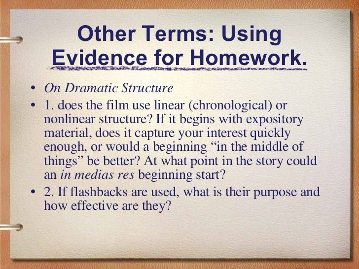 Media studies   Shutter Island Analysis Homework