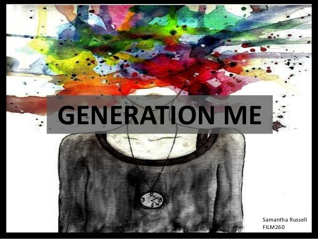 GENERATION ME Samantha Russell FILM260