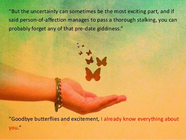 Dating stage 2 uncertainty definition 10
