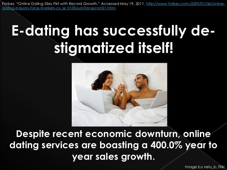 Online dating sites flirt with record growth