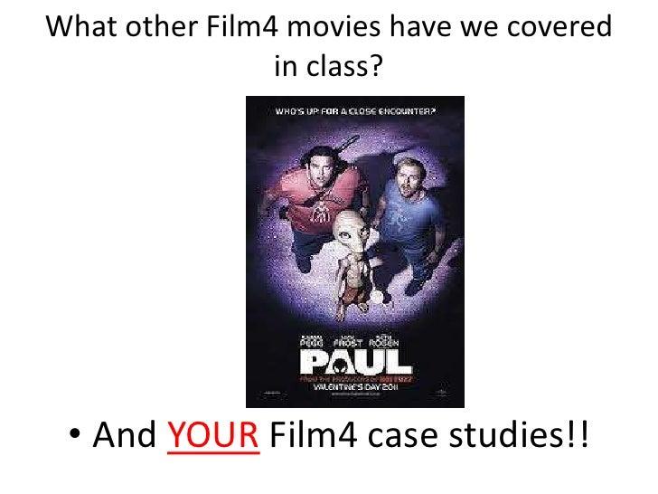 Film4 revision
