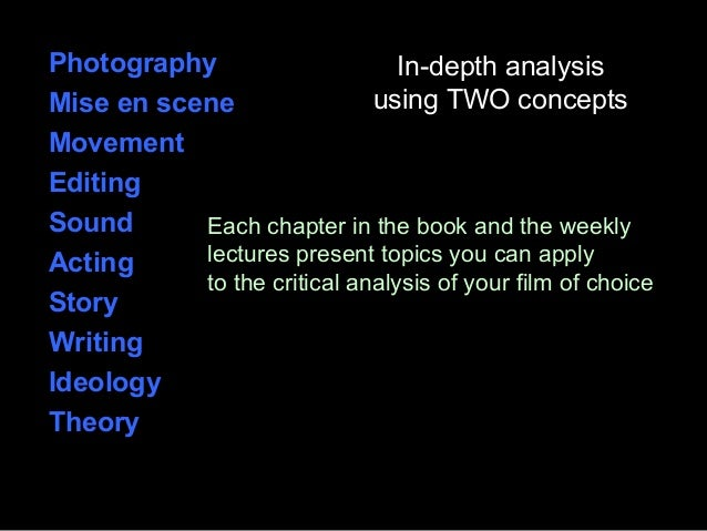 formalist film theory essay The formalist theory a film theory is a discipline, which encompasses different aspects of cinema in order to explore different concepts regarding this form of expression.