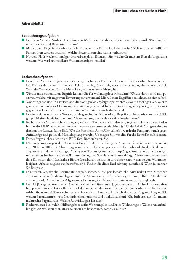 """Filmbroschüre """"Film ab gegen Nazis"""" mit Filmempfehlungen der Amadeu-A…"""