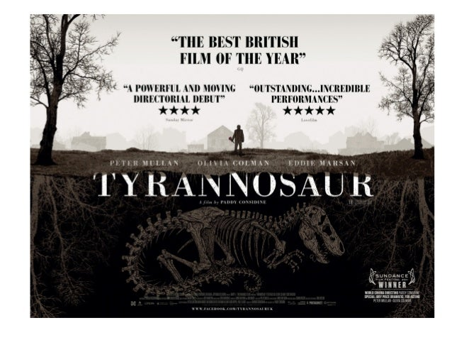 Tyrannosaur - PlotThe story of Joseph a man plagued by  violence and a rage that is driving him to  self-destruction. As J...