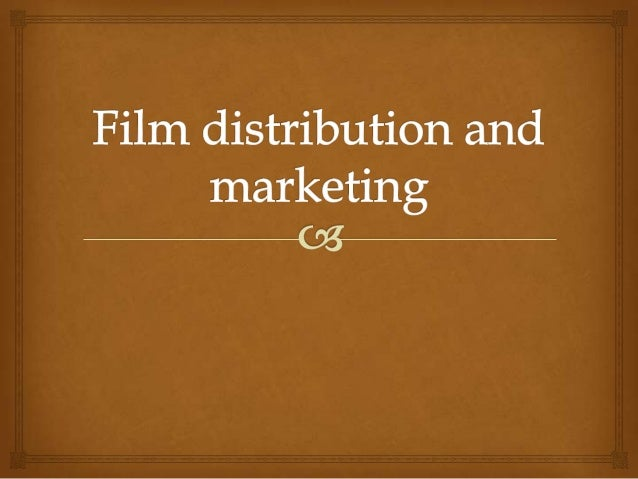 1. What is meant by the term film distribution?  - A film distributor is a company or individual responsible for the mark...