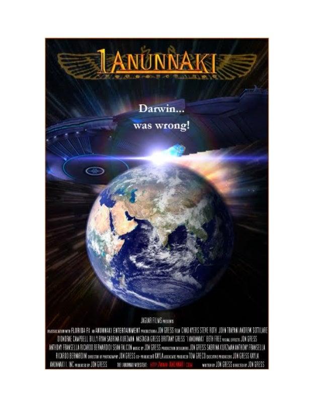 Universal Studios apresenta: ANUNNAKI THE MOVIEMilhares de anos antes das escrituras bíblicas, os antigos sumérios, a prim...