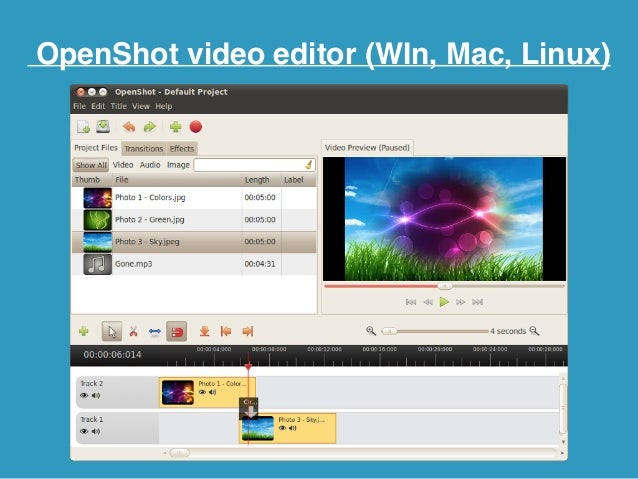 Openshot crop video adobe