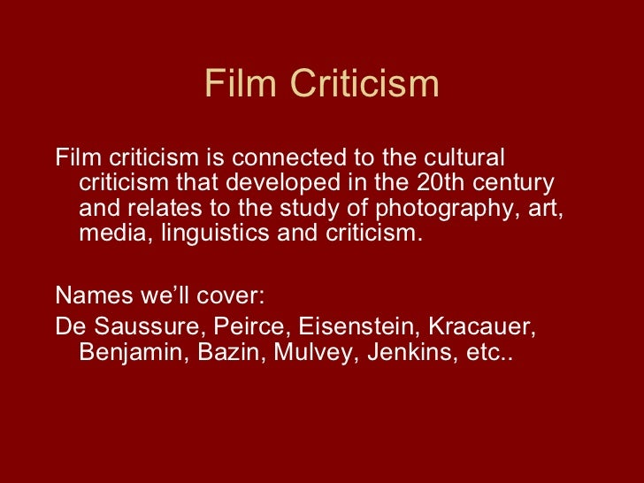 Film Form Early Cinema Meaning Narration
