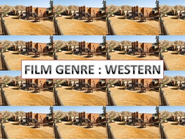 The themes and ideology of western               films• Western films usually depict the struggles and  history of early A...