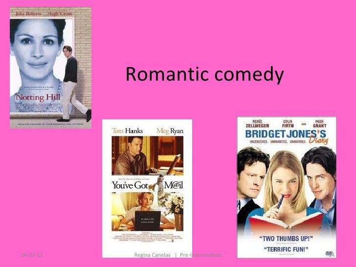 Romantic comedy04-07-12   Regina Canelas   Pre-Intermediate   14