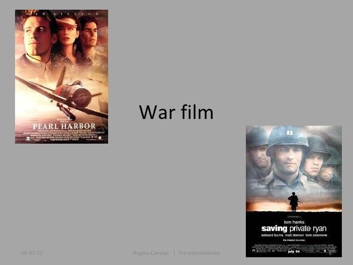 War film04-07-12   Regina Canelas   Pre-Intermediate   6