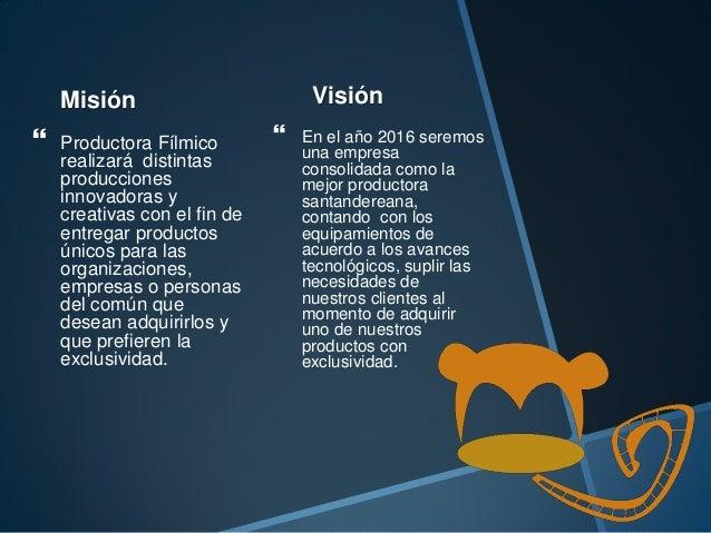 Descripción de la idea Esta idea de negocio consiste en la realización de unaproductora en la que el comunicador ejerza s...