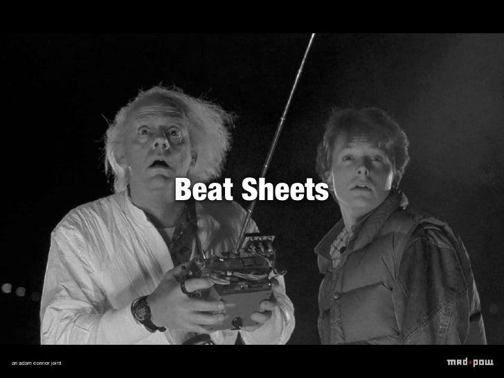 Beat Sheets