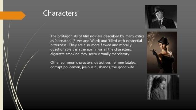 film noir analysis