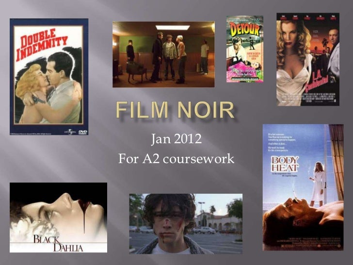 Jan 2012For A2 coursework